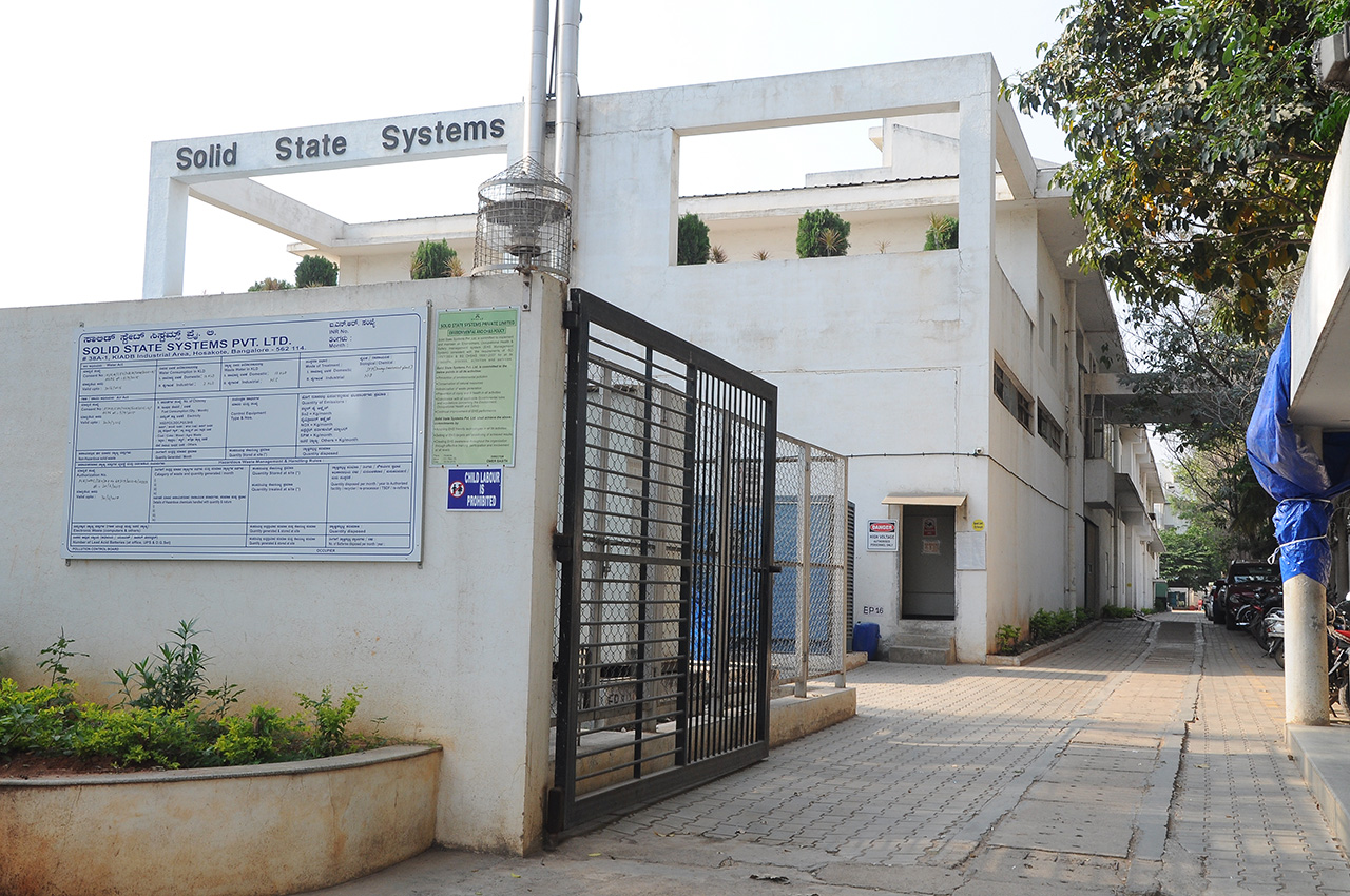 Syscap India – Solid State Systems Pvt  Ltd