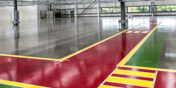 Epoxy Floor Coating Resin